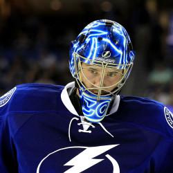 Former UMaine goalie Ben Bishop having breakthrough season for NHL's Lightning