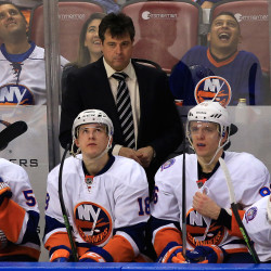 Former UMaine coach Corkum becomes fifth Black Bear to join Islanders organization
