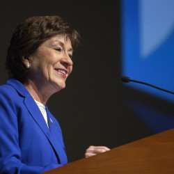 Collins endorses Jeb Bush for president