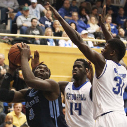 Forward from Nigeria signs letter to play for UMaine men's basketball team