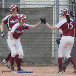 Bangor High softball players persevere, return to team after off-season surgeries