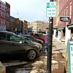 Committee recommends Bangor council approve vehicle-based parking enforcement