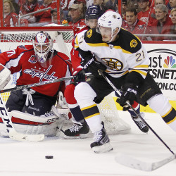 Rask shuts out Capitals for Bruins' third straight victory