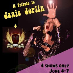 Corrections Officer turned 'Karaoke Queen' locks down Janis Joplin tribute