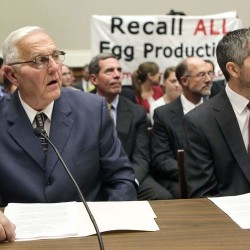 Supplier in egg recall has history of violations in Maine