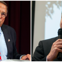 Democratic leaders, LePage finally meet