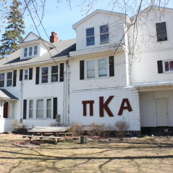 Should UMaine ban fraternities and sororities?