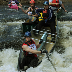 41st annual Passagassawakeag River Race April 5