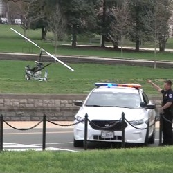 Man who set himself on fire near monuments in Washington dies