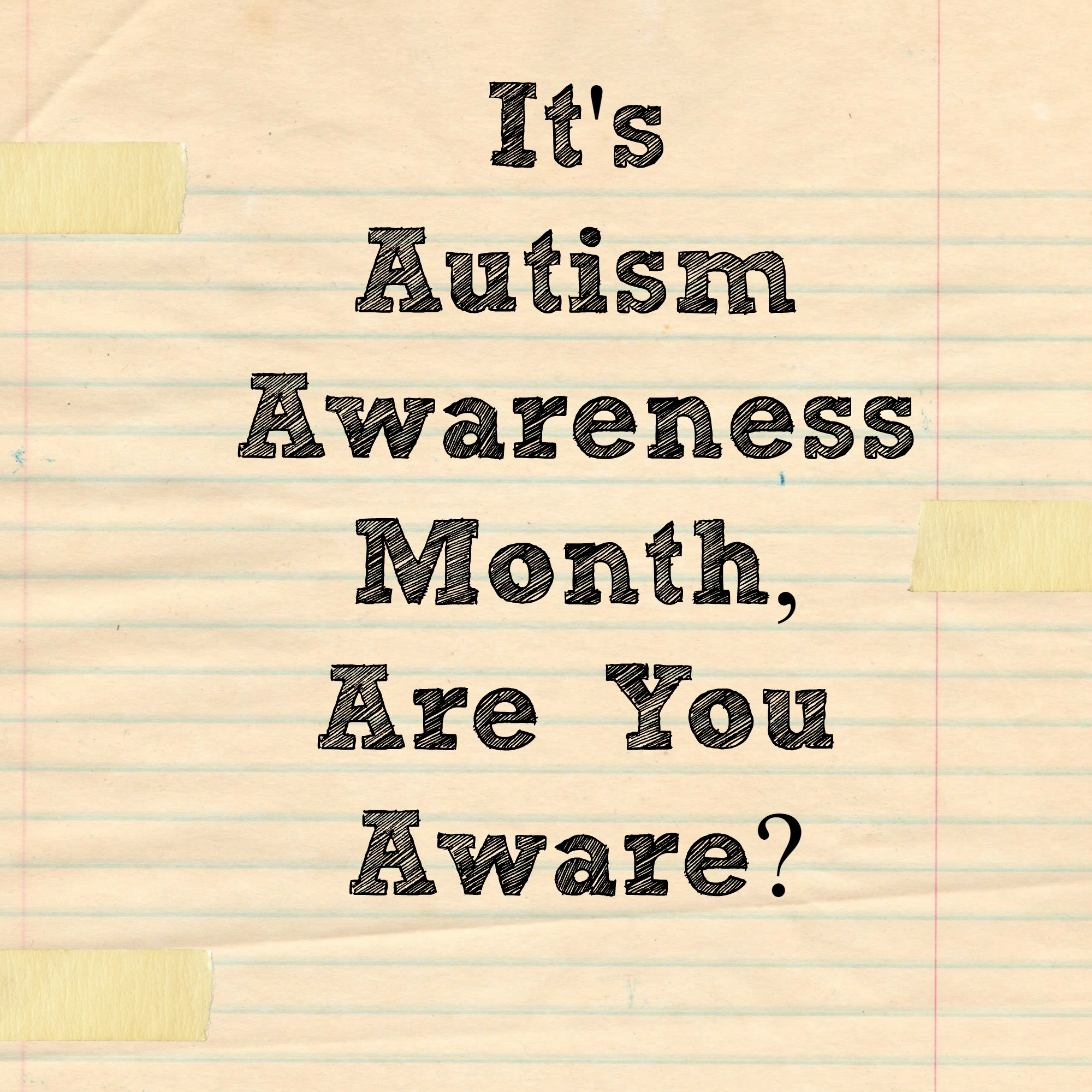 10 facts about autism spectrum disorder: April is Autism Awareness Month