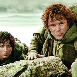 'Lord of the Rings' trilogy now on Blu-ray