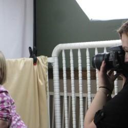 Photographer focuses on portraits