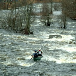 Sebec canoe, kayak races to run today