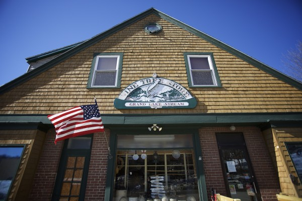 The Pine Tree Store at Grand Lake Stream is now under the ownership of Leslie Severance and Brinda Leighton at the popular Maine fishing destination.