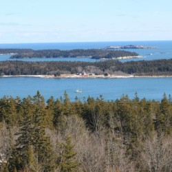 1-minute hike: Mansell Mountain on Mount Desert Island