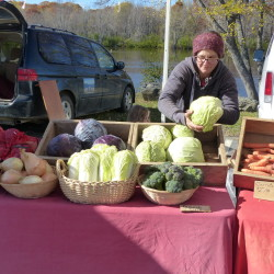 Farm fresh food for everybody, from Unity growers, ranchers and cheesemakers