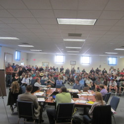 Rockland Residents Pack Meeting To Support Library Recreation Midcoast Bangor Daily News
