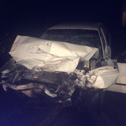 Ashland man killed in late night single-vehicle accident