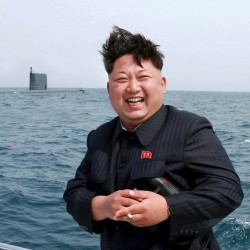 North Korea's Kim game for 'Let's Make a Deal'