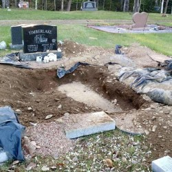 Second stolen gravestone returned to cemetery