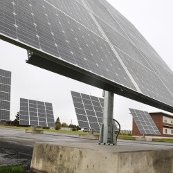 How can we make solar power affordable, viable? Pay people for it