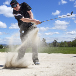 Chipping: These golf tips will help you slice shots off your score
