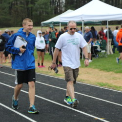 Old Town athlete, honor student shares story of overcoming 'bleak diagnosis' of autism