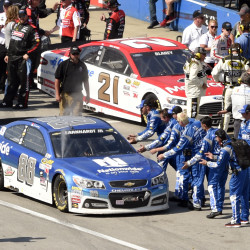 Dale Earnhardt Jr. ends drought with win in Michigan