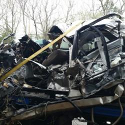 Collision at yard sale kills man from Wells