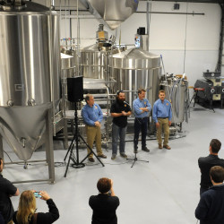 Sea Dog Brewing Co. unveils new Barrel Room facility