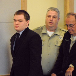 Trial of Orono man charged with kidnapping, slaying 15-year-old girl set for February