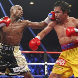 Manny Pacquiao fight streak ends with stunning loss to Timothy Bradley