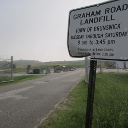 Environmental problems could force closure of Brunswick landfill — at a cost of $5 million