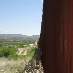 Overspending at the border