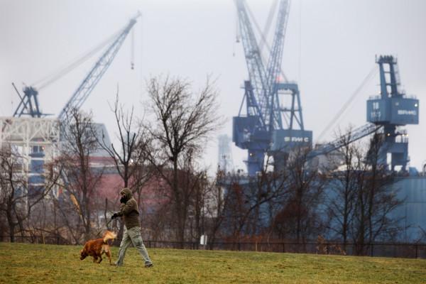 Bath Iron Works asks federal judge to dismiss union's lawsuit
