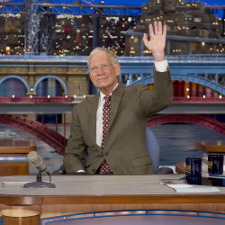 Threat to Letterman on Muslim forum