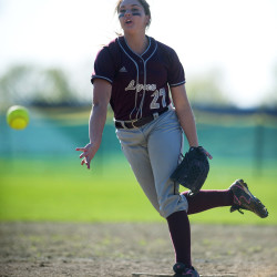 Pitching coach sees three proteges win state softball championships in '12