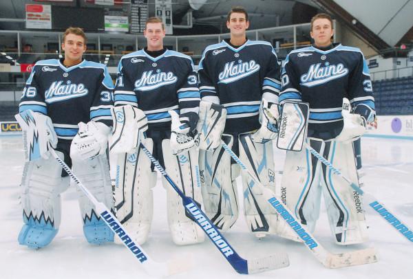 Backup Goalie Leaves University Of Maine Men S Hockey Program