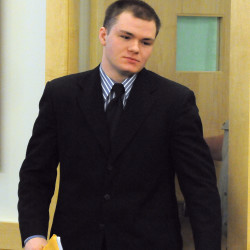Orono man enters not guilty pleas in Cable kidnapping, murder
