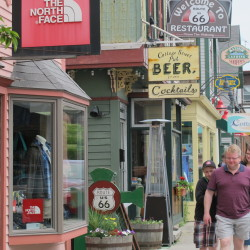 Maine lodging, restaurant revenues on the rise