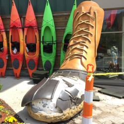 From field to foot: L.L. Bean launches Fenway Park boot