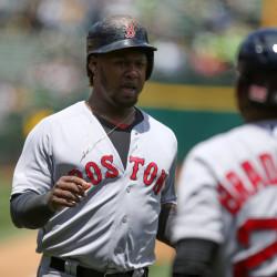 A's Crisp burns Red Sox again
