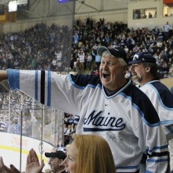 Alfond Arena renovations progressing on schedule