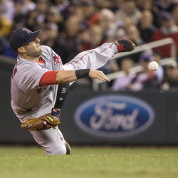 Gomes' sacrifice fly in 10th lifts Red Sox past Twins