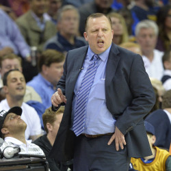 Thibodeau finally gets a chance
