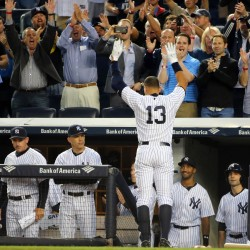 A-Rod's struggles at plate hurting Yankees in ALDS