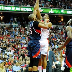 Henderson helps Bobcats stun Celtics