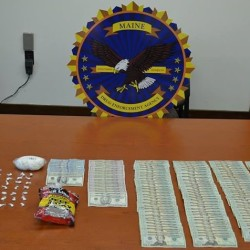 Two Delaware residents accused of selling cocaine in the County