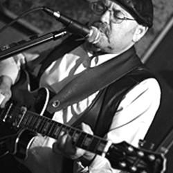 Bluesman Dave Mello at Dexter Wayside Theatre Sat. May 30 at 7 pm.  Tix $10