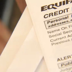 Credit agency mistakenly sends 300 confidential reports to Maine woman